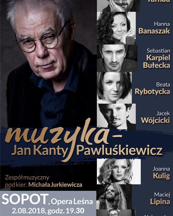 2 sierpnia 2018 Sopot, Opera Leśna